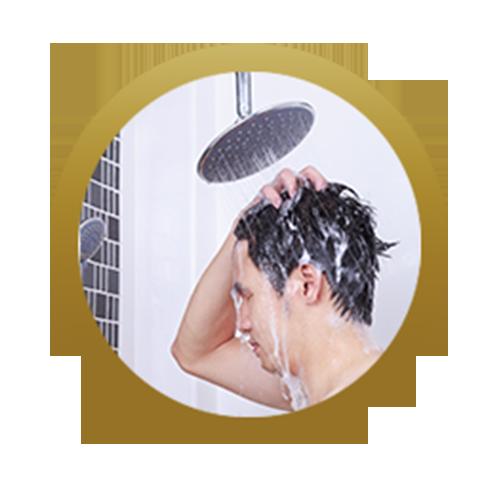 Men swag shampoo hair shampoo uses
