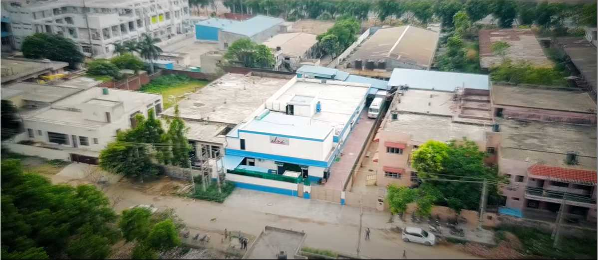 Our Manufacturing Factory