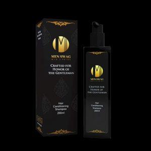 Men Swag Hair Conditioning Shampoo
