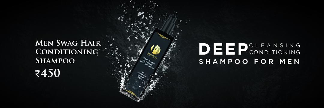 Men swag Hair Conditiong Shampoo