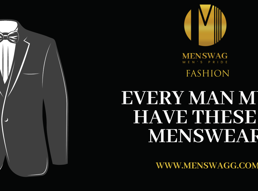 EVERYMAN MUST HAVE THIS 10 MENSWEAR